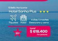 Oferta de Hoteles por $618400