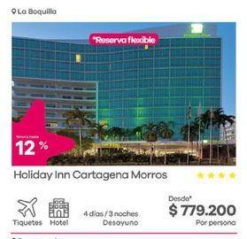 Oferta de Hoteles por $779200
