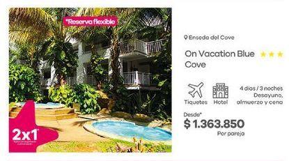 Oferta de Hoteles por $1363850