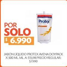 Oferta de Jabón líquido Protex por $6990