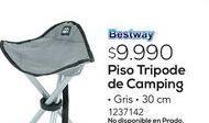 Oferta de Banco plegable Bestway por $9990