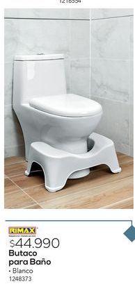 Oferta de Butaca para baño por $44990