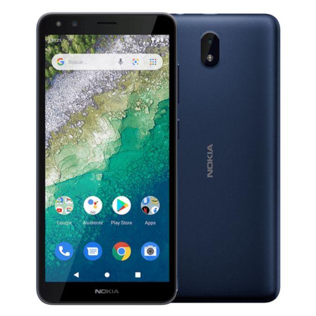 Oferta de Nokia C01 Plus por $279900