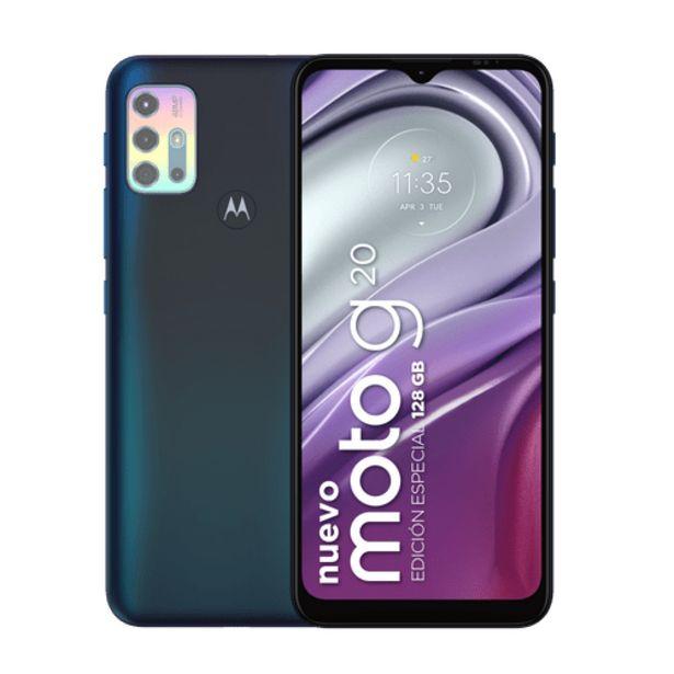 Oferta de MOTO G20 ED 4/128 GB por $749900