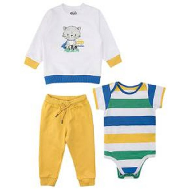 Oferta de Set X3 para Baby Niño por $55930