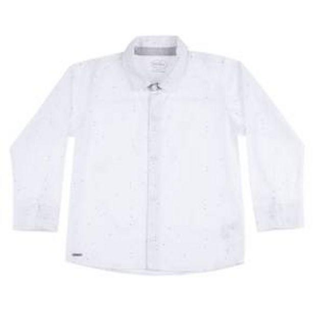 Oferta de Camisa manga larga Little... por $38940