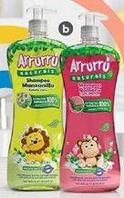 Oferta de Shampoo infantil Arrurrú por $20150