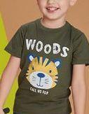 Oferta de Camiseta niño por $19990