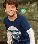 Oferta de Camiseta manga larga niño por $24990
