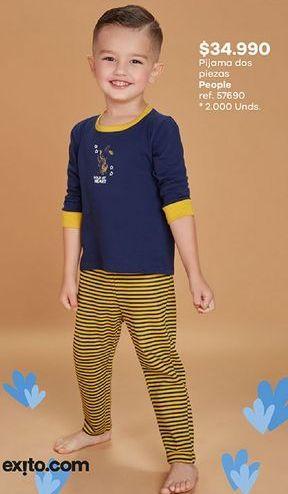 Oferta de Pijama niño por $34990