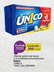 Oferta de Jabón Unico por