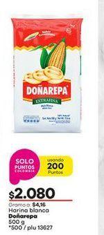 Oferta de Harina de maíz Doñarepa por $2080