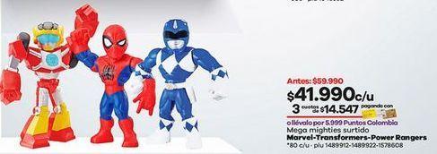 Oferta de Figuras de acción por $41990