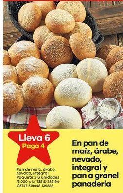 Oferta de Panadería por