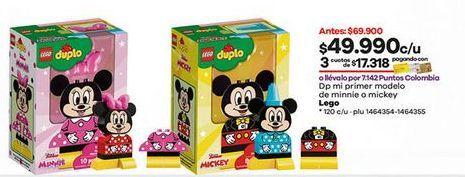 Oferta de Juguetes LEGO por $49990