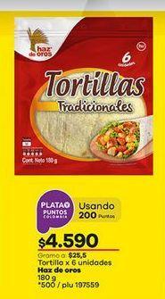 Oferta de Tortilla Haz de Oros por $4590