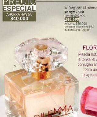 Oferta de Perfume mujer por $49990
