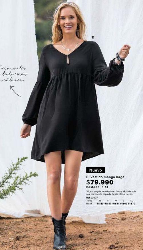 Oferta de Vestido corto por $79990