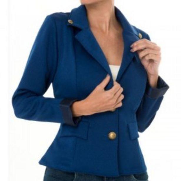 Oferta de Blazer Azul Cobalto por $9