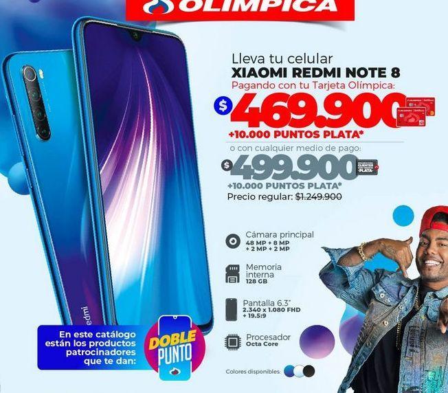 Oferta de Celulares Xiaomi por $499900
