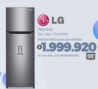 Oferta de Heladera LG por $1999920
