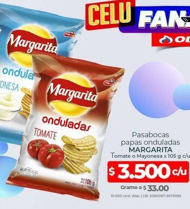 Oferta de Pasabocas Margarita por $3500