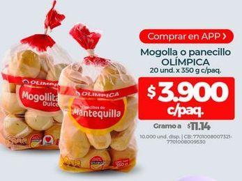 Oferta de Panadería Olimpica por $3900