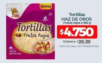 Oferta de Tortilla Haz de Oros por $4750