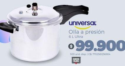 Oferta de Olla a presión Universal por $99900