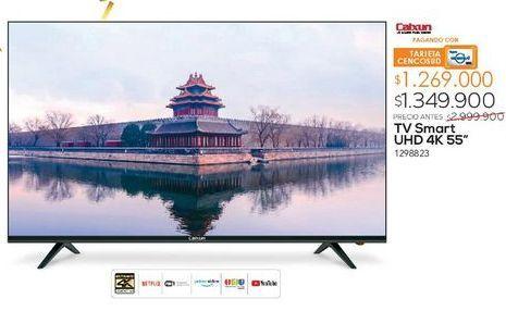 Oferta de Smart tv por