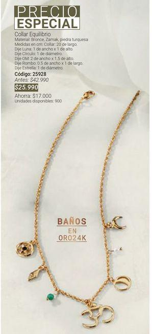 Oferta de Collar por $25990
