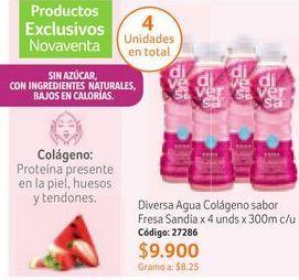 Oferta de Agua con sabor por $9900