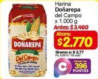 Oferta de Harina de maíz Doñarepa por $2770