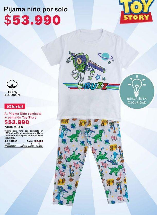 Oferta de Pijama niño por $53990