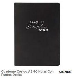 Oferta de Cuadernos por $10900