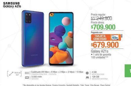 Oferta de Samsung Galaxy Samsung por $709900