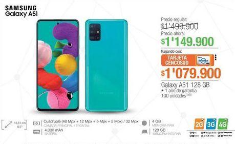 Oferta de Samsung Galaxy Samsung por $1149900