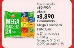 Oferta de Pasabocas Frito Lay por $8890