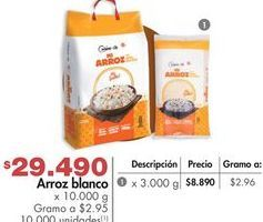 Oferta de Arroz Cuisine & Co por $29490