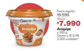 Oferta de Arequipe Cuisine & Co por $7990