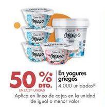 Oferta de Yogurt griego Cuisine & Co por