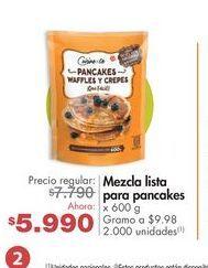 Oferta de Pancakes Cuisine & Co por $5990