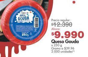 Oferta de Queso gouda Cuisine & Co por $9990