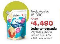 Oferta de Leche condensada Cuisine & Co por $4490