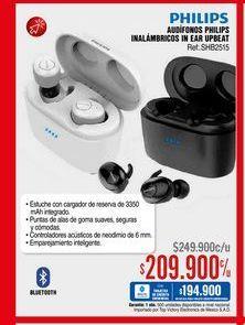Oferta de Audífonos inalámbricos Philips por $209900