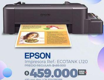 Oferta de Impresora Epson por $459000