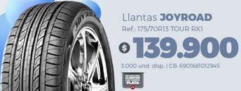 Oferta de Llantas por $139900