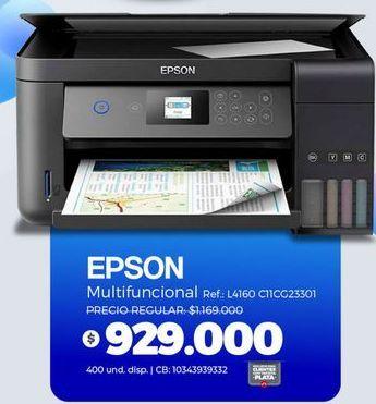 Oferta de Impresora multifuncional Epson por $929000
