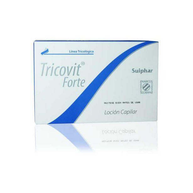 Oferta de TRICOVIT FORTE LOCION CAJA X 10 FRASCO por $200300