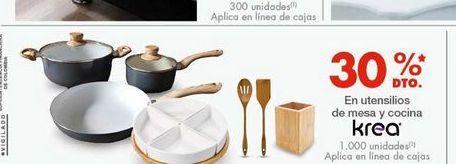 Oferta de Utensilios de cocina por